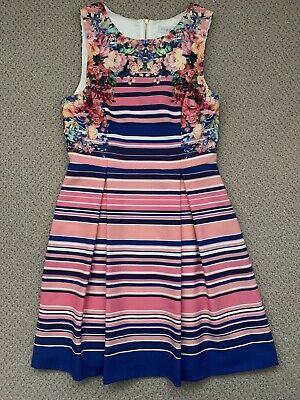 AU17.99 • Buy Forever New Lined Formal Dress Size 8