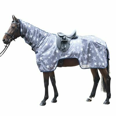 £32.95 • Buy Ride-On Fly Sheet Rugs Horses Stars Lightweight Flies Insect Protector Rip Proof