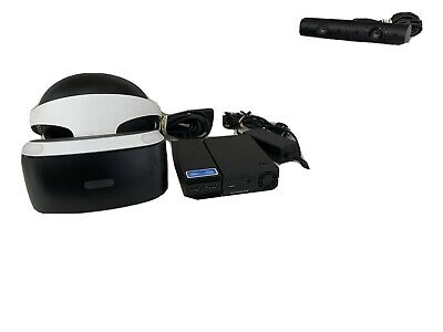 AU199.88 • Buy Sony Playstation VR HEADSET With Camera For PS4 / PlayStation 4. In Box