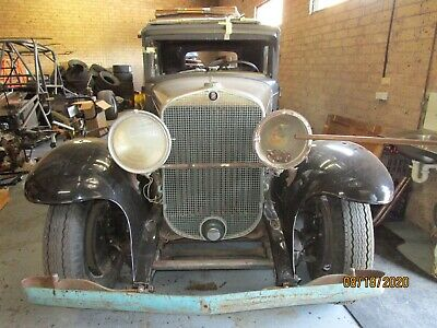 AU30000 • Buy 1931 Cadillac V8 Town Sedan, Excellent Project, Price Reduced By $10,000 To Sell