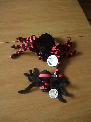 £1 • Buy My Animal Kingdom Sarah & Steven Spider With Tags Issued In 2005 Very Good Cond