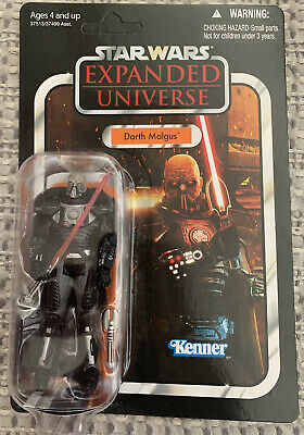 £109.04 • Buy STAR WARS ROTS Darth Malgus VC96 VC 96 Vintage Collection C-9+ Unpunched MOC