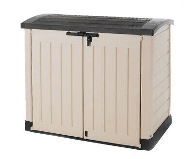£249.99 • Buy Keter Store It Out Arc Plastic Garden Storage Box 1200L   FREE DELIVERY ✅🚚