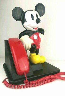 £46.71 • Buy Walt Disney Collectible: Mickey Mouse Phone