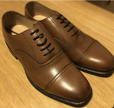 £38 • Buy GENUINE & NEW Charles Tyrwhitt Tan Calf Leather Shoes Size 6.5 FREE P&P RRP £130