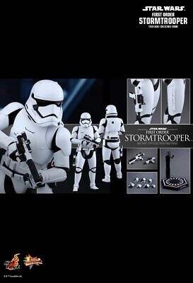 $ CDN92.89 • Buy Hot Toys First Order Stormtrooper MIB MMS317 1/6 Scale Star Wars Force Awakens
