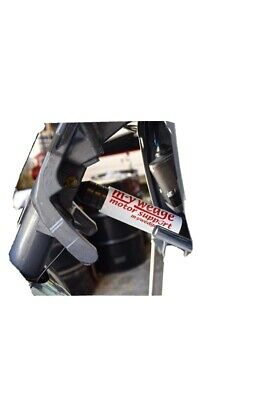 $45 • Buy M-y Wedge Transom Saver Motor Toter Support Yamaha Outboard 3-ram Trim And Tilt