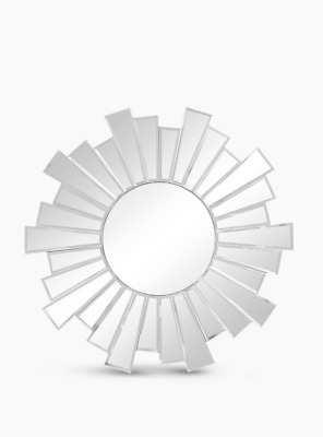£49.99 • Buy Marks & Spencer Small Rounded Sunburst Mirror New In Box Rrp £69