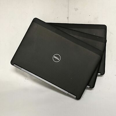 """$ CDN222.94 • Buy Lot Of 3 Dell Latitude E7240 12.5"""" Touch Laptops W/ I7 & I5 CPUs - FOR PARTS"""