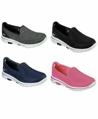 £45.99 • Buy New Sketchers GOwalk 5 Honor Women's Shoes Trainer In 5 Colours And 7 Sizes