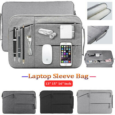 AU19.99 • Buy For MacBook Air 13  15  16  New Macbook Pro Laptop Sleeve Travel Bag Carry Case
