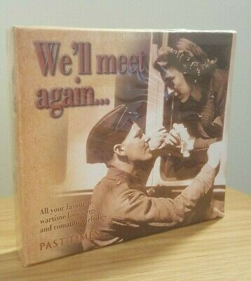 £7.49 • Buy Past Times CD - We'll Meet Again - New & Sealed 2 Disc Set, Wartime Favourites