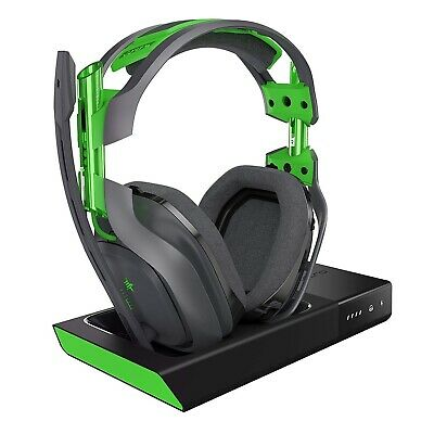 AU147.29 • Buy ASTRO Gaming A50 Wireless Dolby Gaming Headset Black/Green For Xbox One + PC