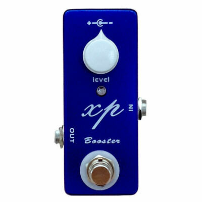$ CDN29.97 • Buy MOSKY XP Booster Electric Guitar Pedal Clean Boost True Bypass New
