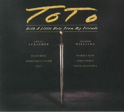£16.97 • Buy TOTO - With A Little Help From My Friends - CD (CD + DVD)