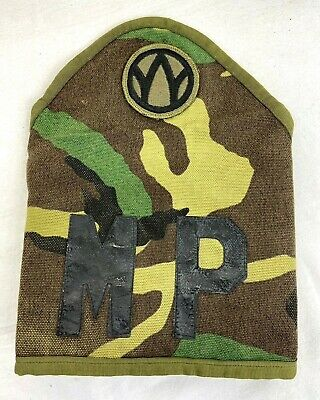 $25 • Buy Vintage US Army 89th Infantry Division Military Police Brassard