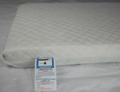 £36.99 • Buy Baby Cot Bed Junior Toddler Mattress Quilted Removable Cover 160 X 70 X 10 Cm