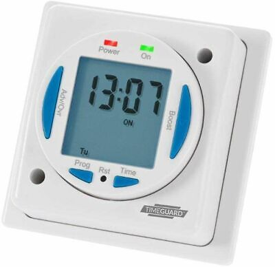 £30.05 • Buy Timeguard NTT04 24hr/7 Day General Purpose Timeswitch -Voltage Free Contacts NEW