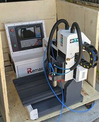 $3000 • Buy 3 AXIS ATC Auto Tool Change MACH 3 CNC 60,000RPM SPINDLE ANNULAR PRESS PCB DRILL