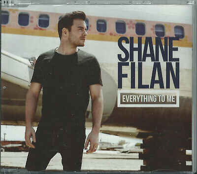 £29.99 • Buy Shane Filan - Everything To Me / Everytime / Once / Today's 2013 Eu Cd Westlife