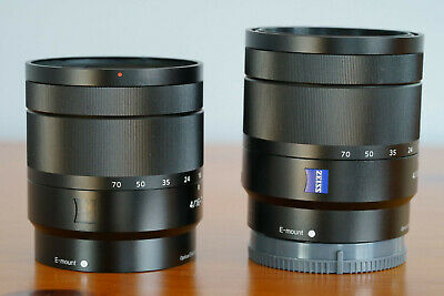 AU732.31 • Buy AS IS Sony Carl Zeiss Vario-Tessar T* 16-70mm F/4 E-mount Zoom Lens Repair Parts