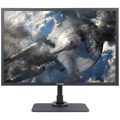 £115 • Buy Hazro HZ30WiG 30  10-Bit LED 16:10 Widescreen Professional Monitor With Stand