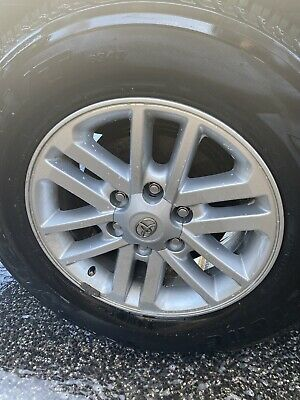 AU600 • Buy Toyota Hilux Wheels And Tyres