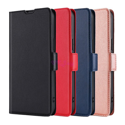 AU11.14 • Buy For OPPO F3 F5 F7 PU Leather Magnetic Flip Wallet Card Case Cover
