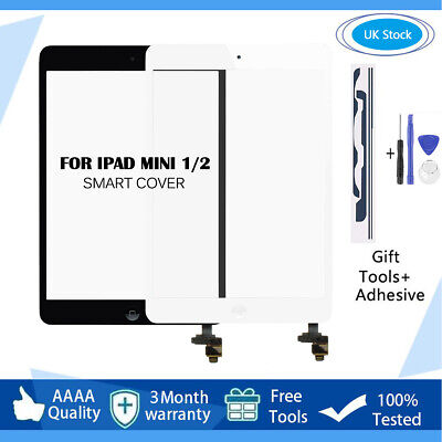 £10.99 • Buy Touch Screen Digitizer Replacement For IPad Mini A1432 A1454 A1455 A1489 A1490