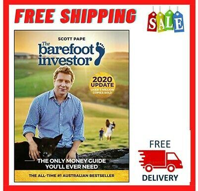 AU25.99 • Buy The Barefoot Investor 2020 Update | Paperback Book | Brand New | Free Shipping