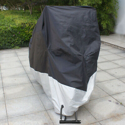 AU18.99 • Buy XL Large Motorcycle Cover Waterproof Motorbike Cover 190T Polyester Taffeta
