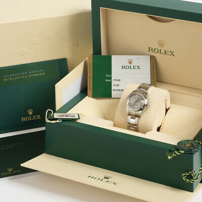 $ CDN8646.88 • Buy Rolex Lady Datejust Ref 179160. Box & Papers. Outstanding Condition.