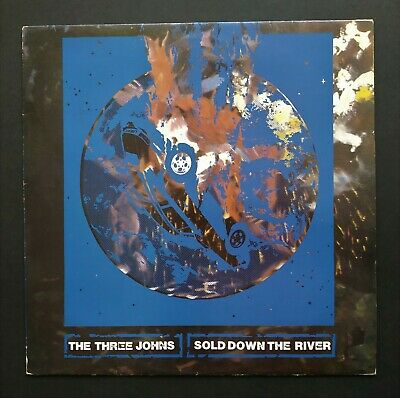 £2.50 • Buy The Three Johns: Sold Down The River - 1986 Abstract 3-Track 12  Vinyl Single