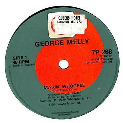 £3 • Buy George Melly - Makin' Whoopee - 7  Record Single