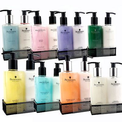 £14 • Buy Pecksniffs  Hand Lotion + Hand Wash Set With Tray Large Choice. Original