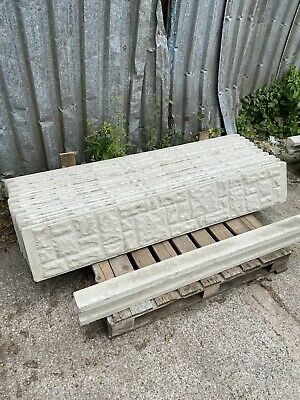 £12 • Buy 6ft Concrete Gravel Boards (posts Also Available)