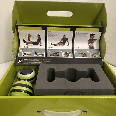 AU19.73 • Buy Trigger Point Performance 2.5  Deep Tissue Two Massage Ball And Square No Roller