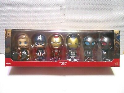$ CDN220.30 • Buy Hot Toys Cosbaby Marvel Avengers Age Of Ultron Collectible Set Series 1 171 175