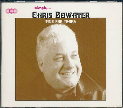 £40.61 • Buy CHRIS BOWATER - Time For Tears 3 Set - CD - **Excellent Condition** - RARE