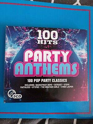 £2.75 • Buy 100 Hits Party Anthems Cd 5cds
