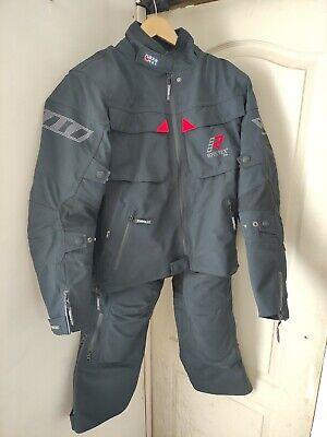£560 • Buy Rukka RFC Armocy Full Motorcycle Suit Goretex Jacket And Trousers