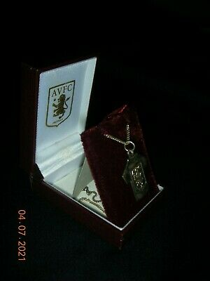 £15.99 • Buy Aston Villa Shirt Pendant Necklace (posted Signed For)