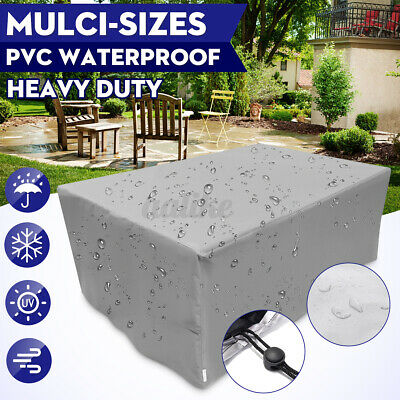 AU19.99 • Buy Outdoor Waterproof Furniture Cover Patio Garden Rain Snow UV Table Sofa Couch