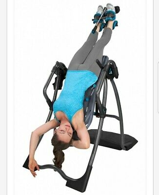 £70 • Buy Foldable Therapy Gravity Inversion Table AB Exercise Bench Home Fitness