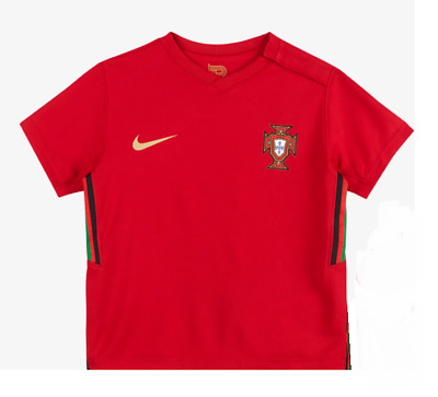 £17.99 • Buy PORTUGAL Baby Infants Red 2020 Nike Home Football Shirt Top 6-9 Months BNWT