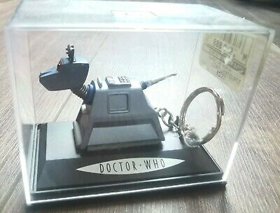 £19.99 • Buy Doctor Who K-9 K9 Robot Dog Die Cast Keyring Display Case Collectable Gift New