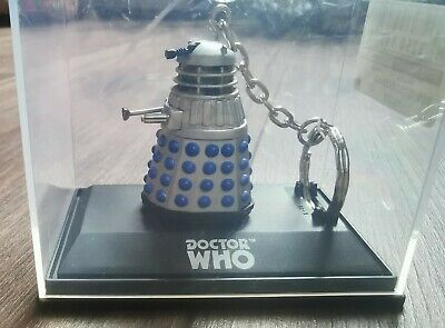 £19.99 • Buy DR Doctor Who Dalek Die Cast Keyring Display Case Collectable Gift New
