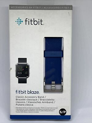 $ CDN16.35 • Buy Fitbit Blaze Classic Accessory Band MSRP $29.99 CP751