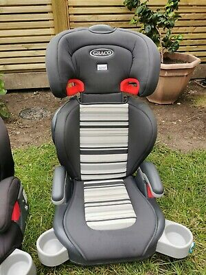 £12 • Buy Graco Junior Maxi Lightweight High Back Booster Car Seat (4 To 12 Years)
