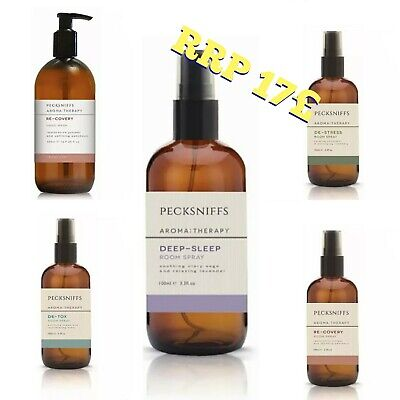 £12.99 • Buy Pecksniffs Aromatherapy 250ml Recovery Room Spray Recovery, Detox, Recharge ...